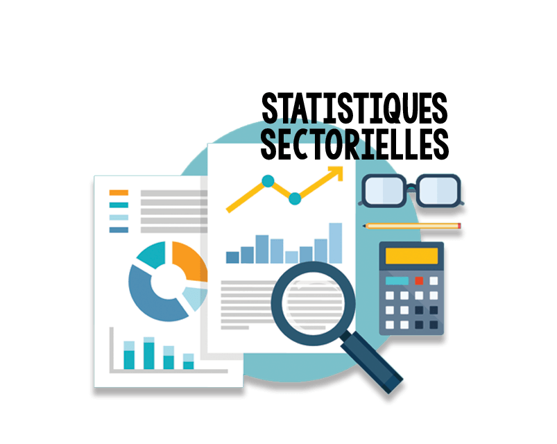 statistiques sectorielles