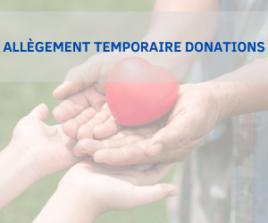 DONATION : un nouvel abattement temporaire de 100 000 € jusqu'au 30 juin 2021