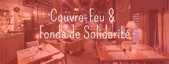 Couvre-feu & Fonds de Solidarité