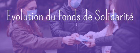 EVOLUTION DU FONDS DE SOLIDARITÉ