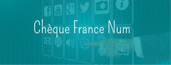 Chèque France Num : une aide pour la numérisation des TPE